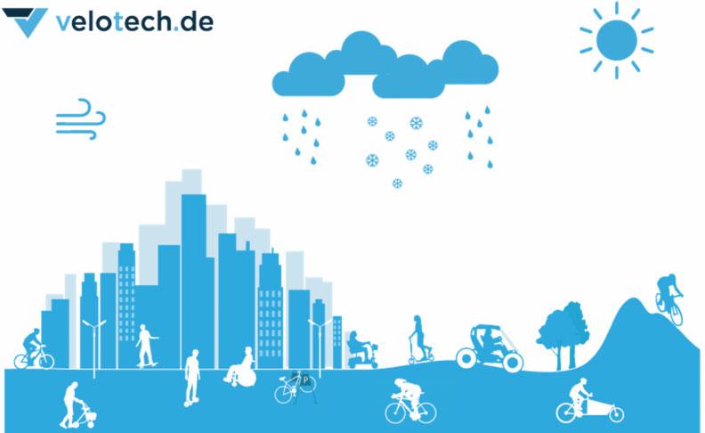 Ab sofort auch Umweltprüfungen bei velotech.de